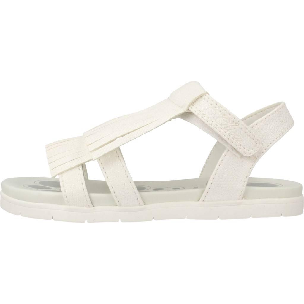 Chiocciola Chicco Zapatos Online Zacaris Blanco DW9I2EH