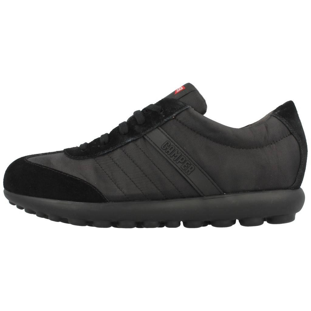 CAMPER PELOTAS MISTOL NEGRO Zacaris zapatos online.