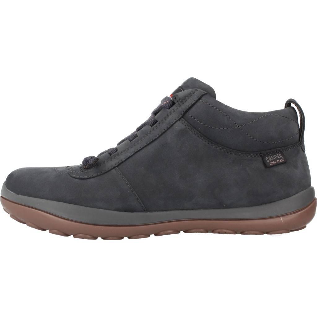 5e4bb4c82a4 CAMPER PEU PISTA GRIS Zacaris zapatos online.