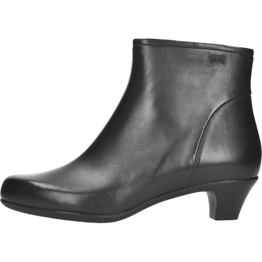 CAMPER HELENA NEGRO Zacaris zapatos online.