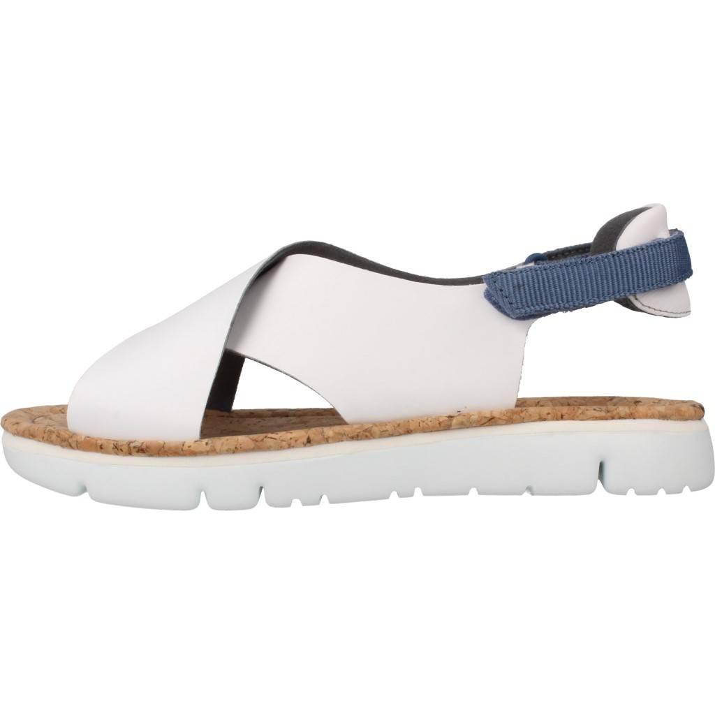 Zapatos Camper Zacaris Oruga Blanco Online fwxCqZgw