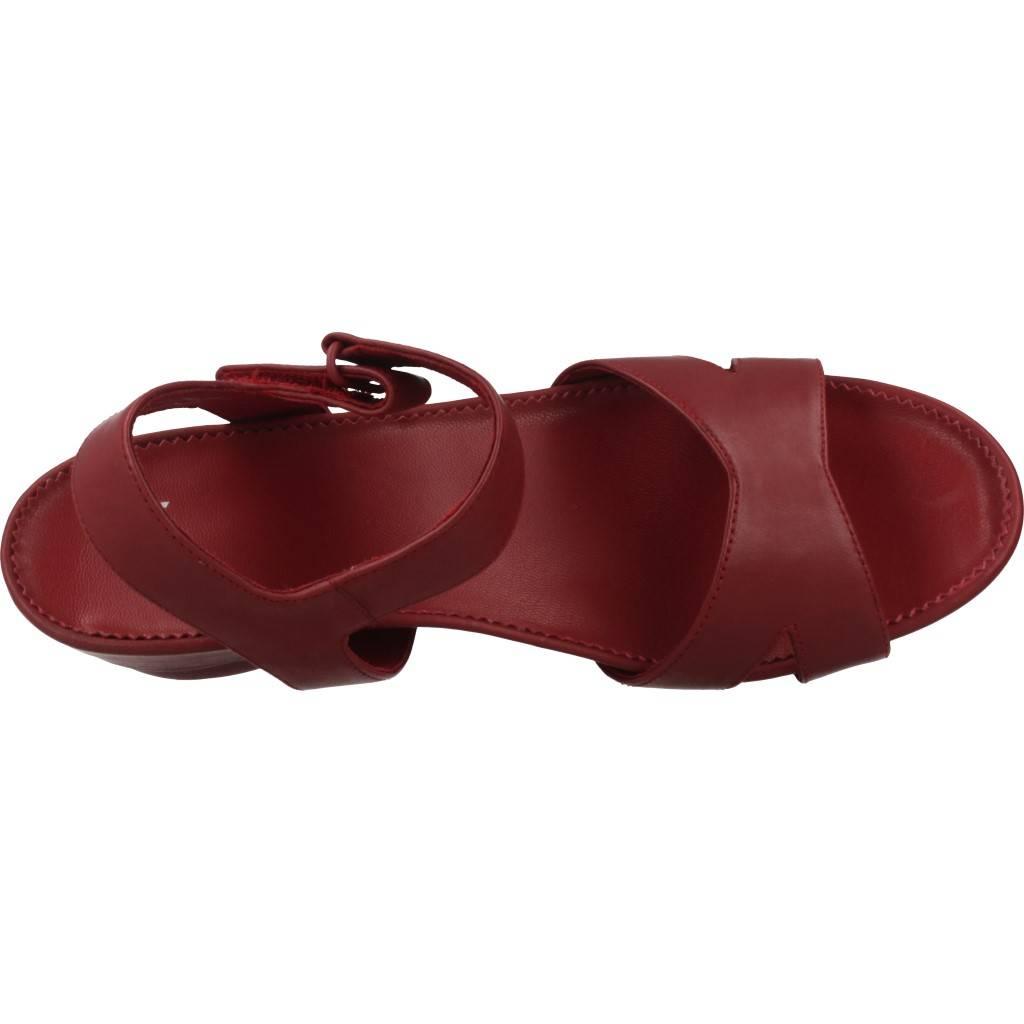 Camper K200116 Rojo Zacaris Zapatos Online - Gran Venta