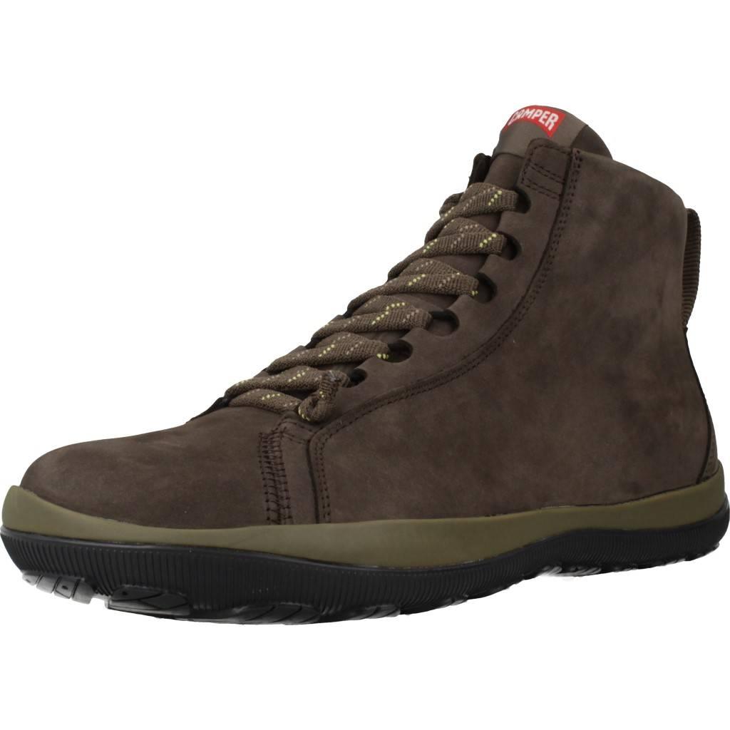 CAMPER TRAIL GRIS Zacaris zapatos online.
