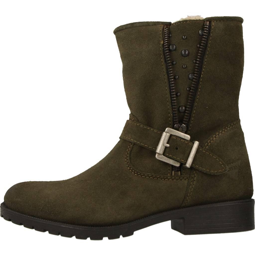 Grandes precios de zapatos para hombres y mujeres PRIVATA A112 VERDEZapatos niños  Zapatos Niñas  Botas