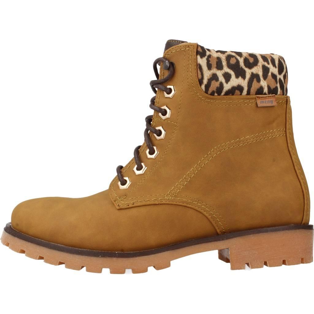 MUSTANG. Zapatos online. MARCO MARRON
