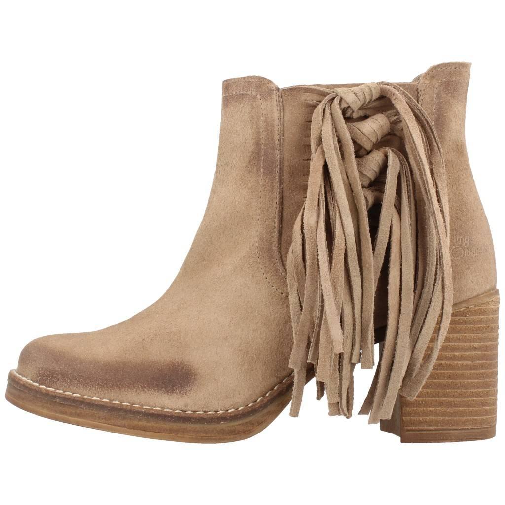 código promocional ab046 93daa MUSTANG BLUR MARRON Zacaris zapatos online.