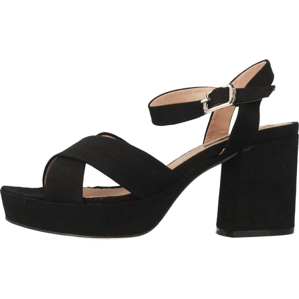 Isquia Mustang Negro Zapatos Zacaris Online trhQdCxs