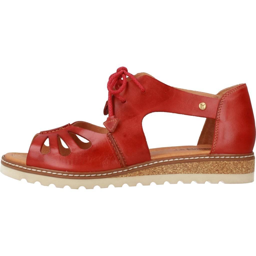 Talla Online 42 W1l 0917 Zacaris Rojo Pikolinos Zapatos 4RL35jAq