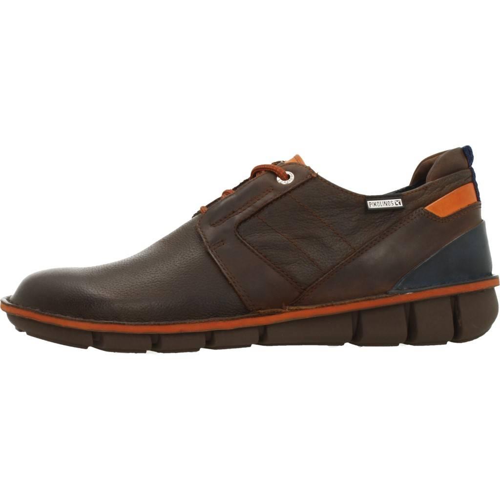 40ec4706 PIKOLINOS M6J 4243NW MARRON Zacaris zapatos online.