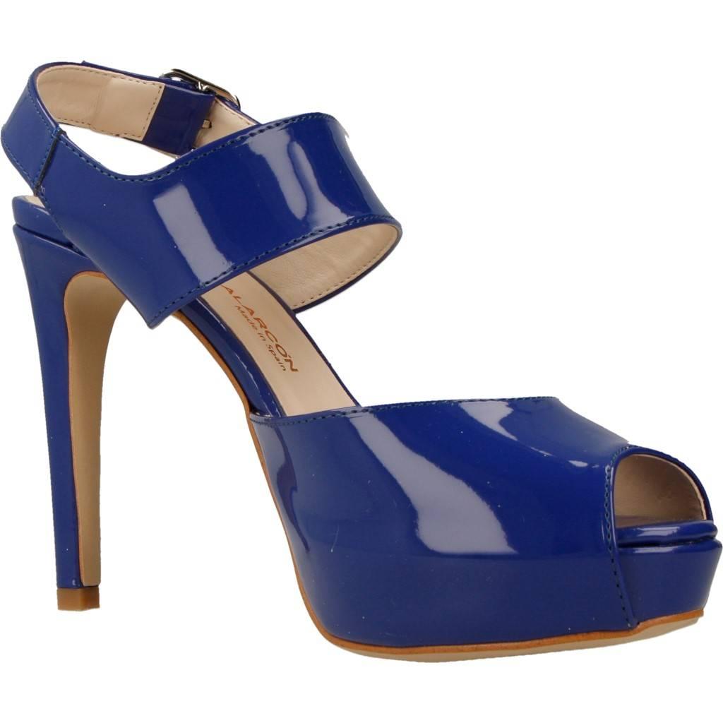 Ángel Alarcón 17512 13 Azul Zacaris Zapatos Online - Gran Venta