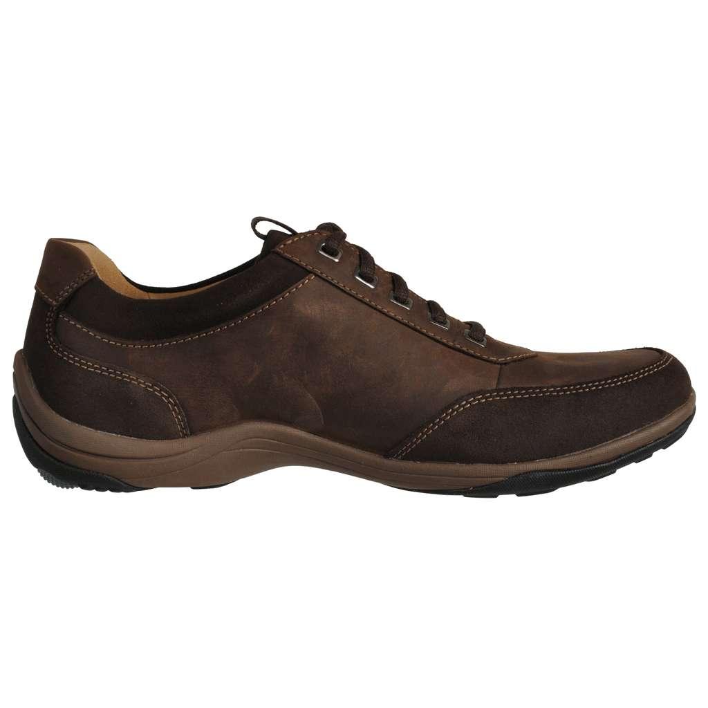 Online Clarks Zapatos Zacaris Path Marron Revolve qqwxXgPzH