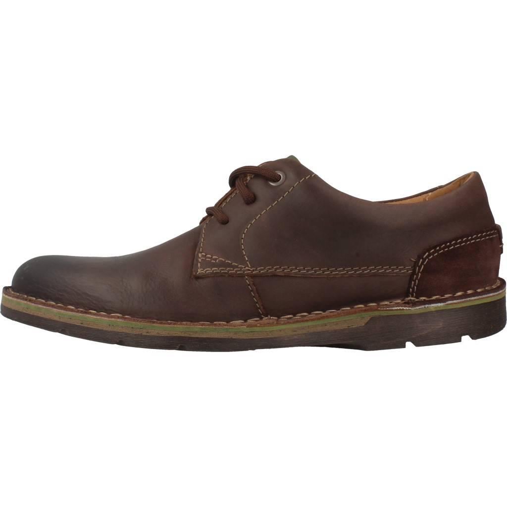 Zapatos Edgewick Plain Online Marron Clarks 4wxBUB