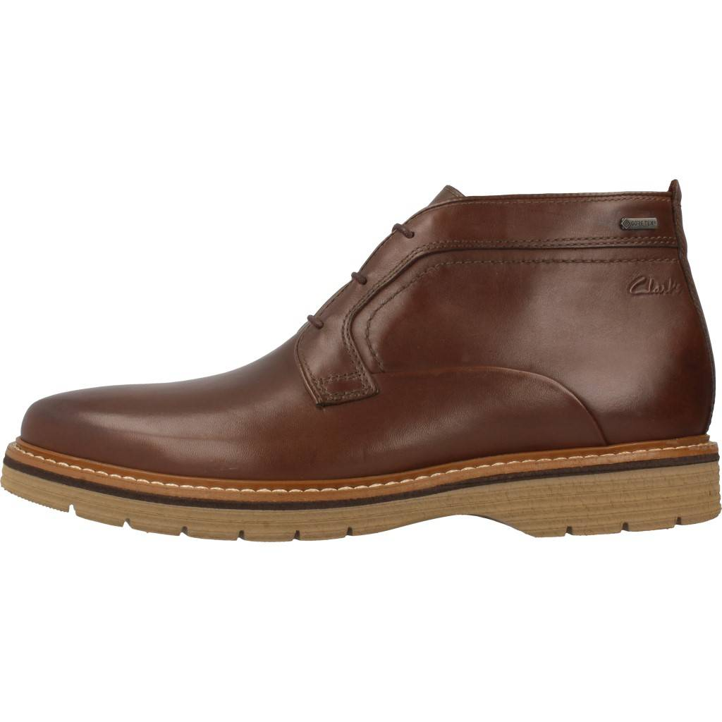Zapatos Online Gtx Up Clarks Newkirk Marron Zacaris 6f7gyb