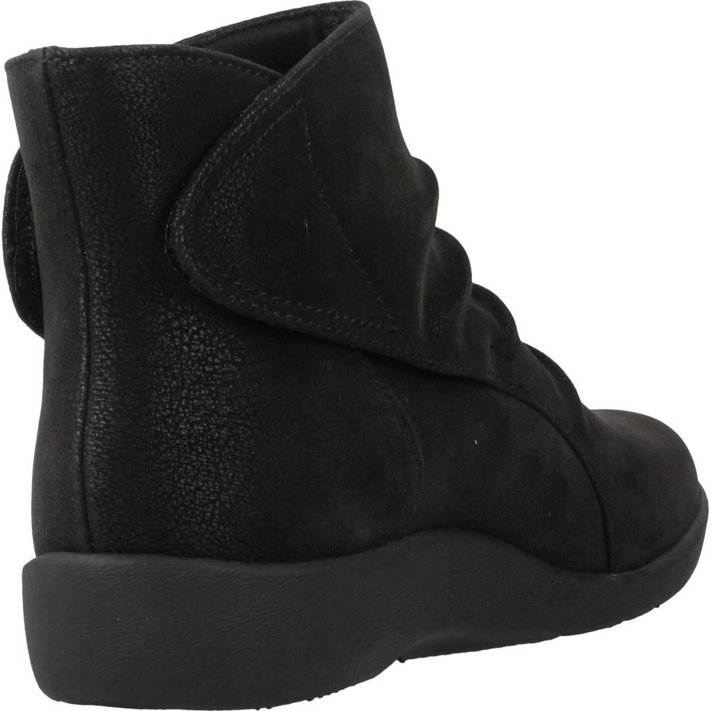Stiefelleten/Boots Stiefelleten/Boots Stiefelleten/Boots Damen CLARKS SILLIAN SWAY, Farbe Schwarz c5a0cd