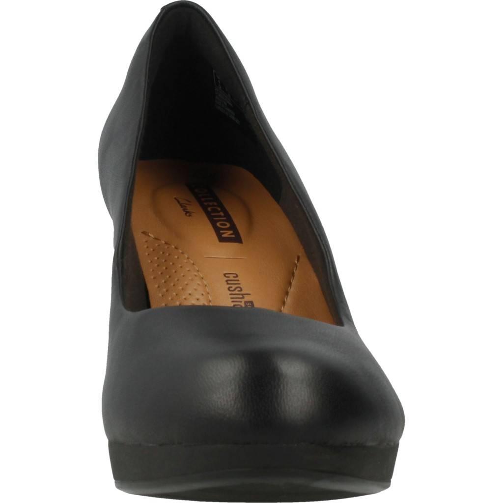 CLARKS ADRIEL VIOLA NEGRO Zacaris zapatos online.