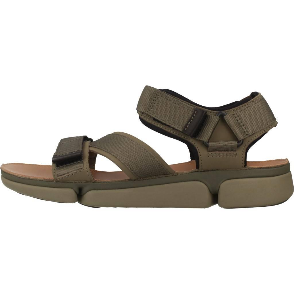 Zapatos Verde Online Clarks Zacaris 26139564 T1lcFKJ