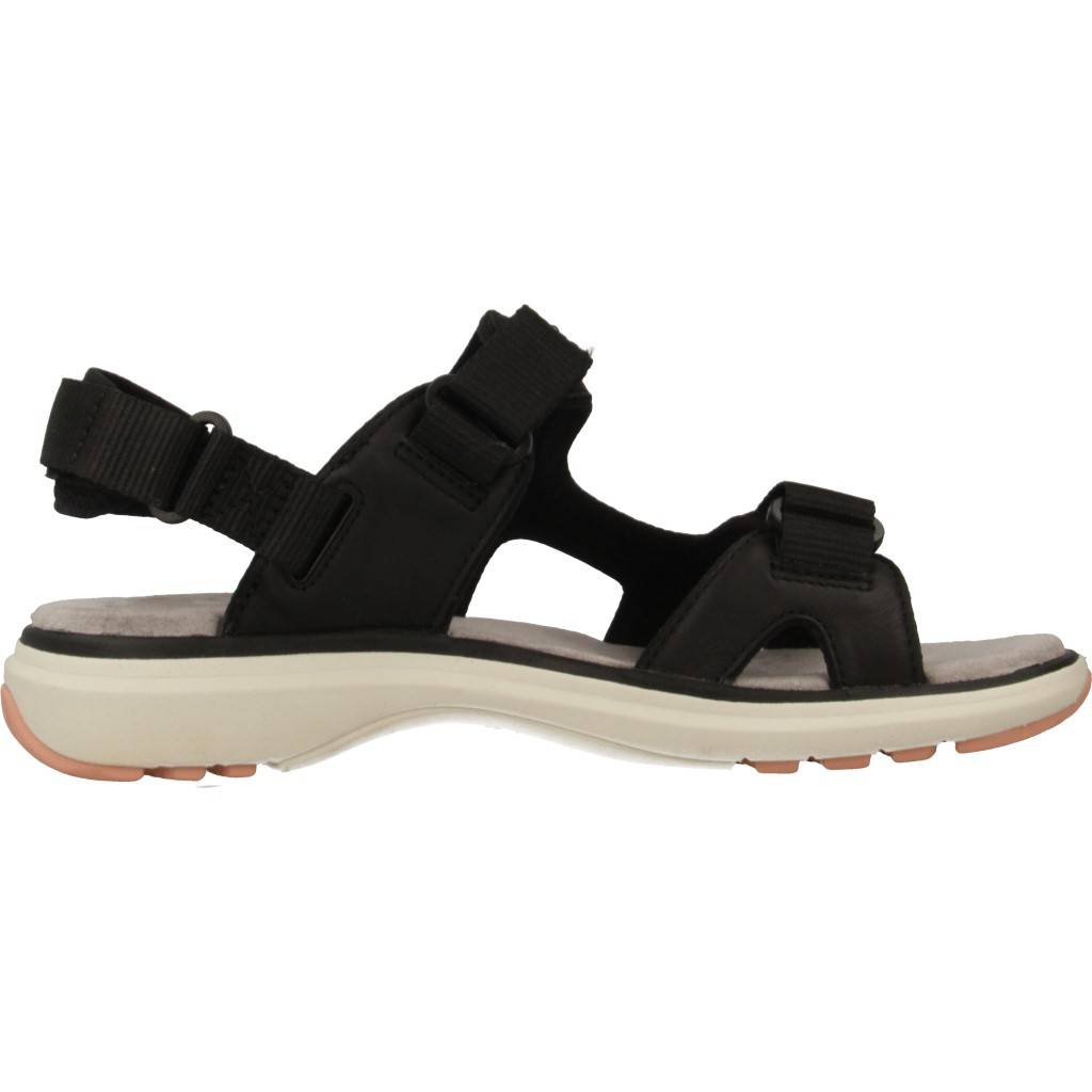 Clarks 26132423 Negro Zacaris Zapatos Online - Gran Venta