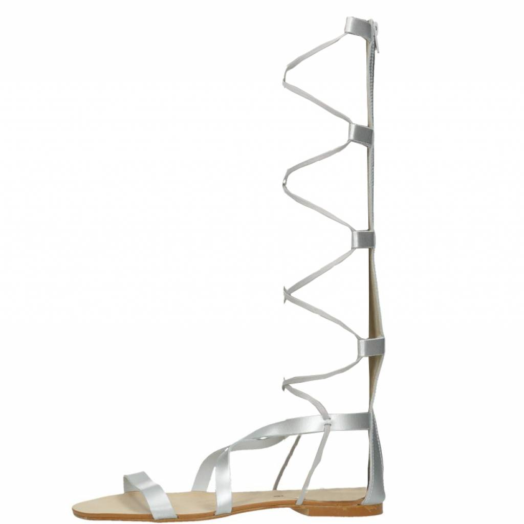 Zapatos Zacaris Plata Diezdedos 5321317 Online mN08wn