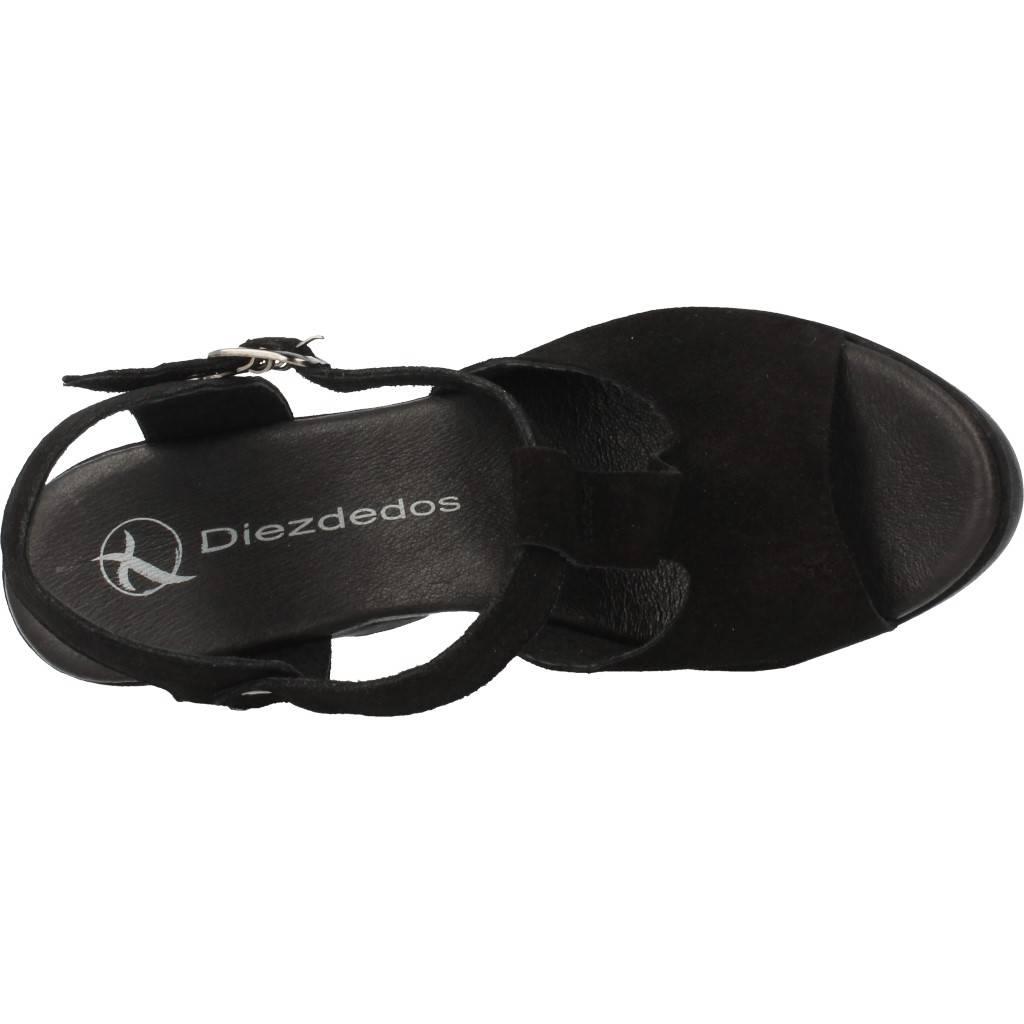 Diezdedos 5613739 Negro Zacaris Zapatos Online - Gran Venta
