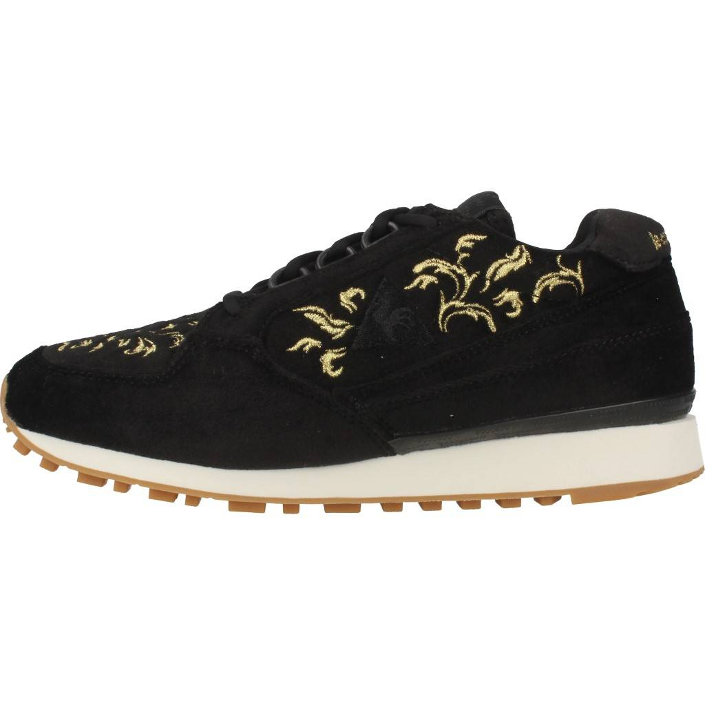 LE Zapatos COQ SPORTIF. Zapatos LE online. ECLAT W EMBROIDERY NEGRO 7b86fe