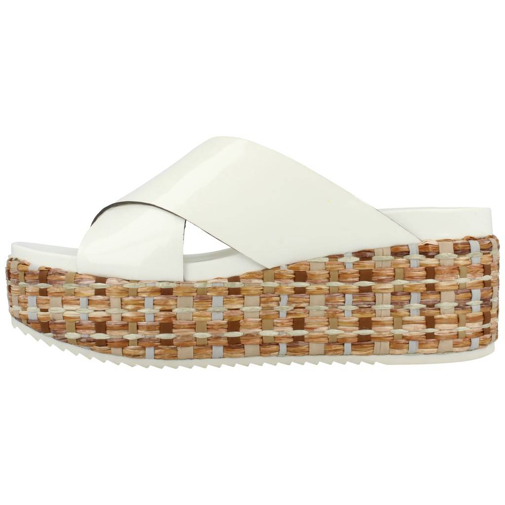 c148fac7 ELVIO ZANON D4501X BLANCO Zacaris zapatos online.