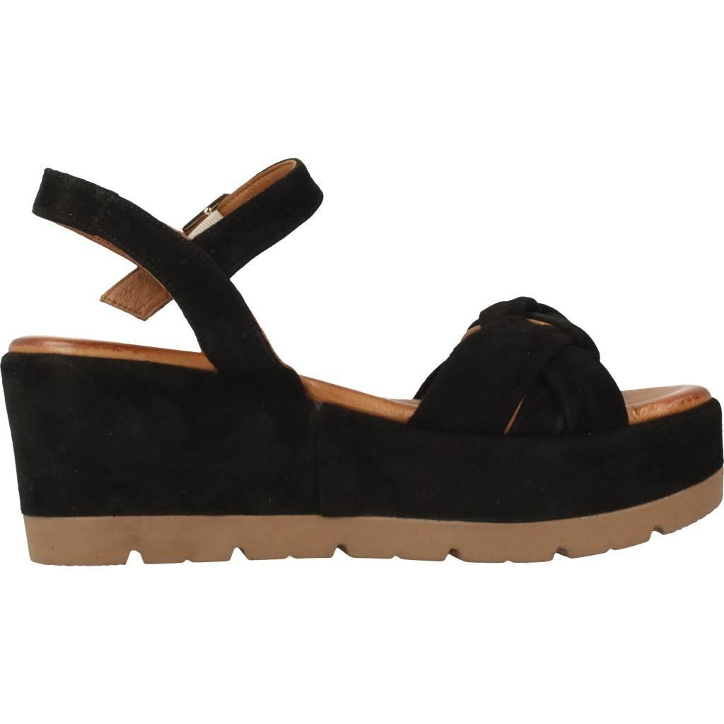 Cafenoir Hf532 Negro Zacaris Zapatos Online - Gran Venta
