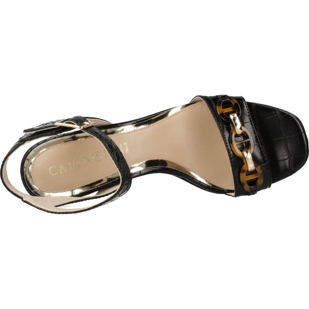 Cafenoir Ma924 Negro Zacaris Zapatos Online - Gran Venta