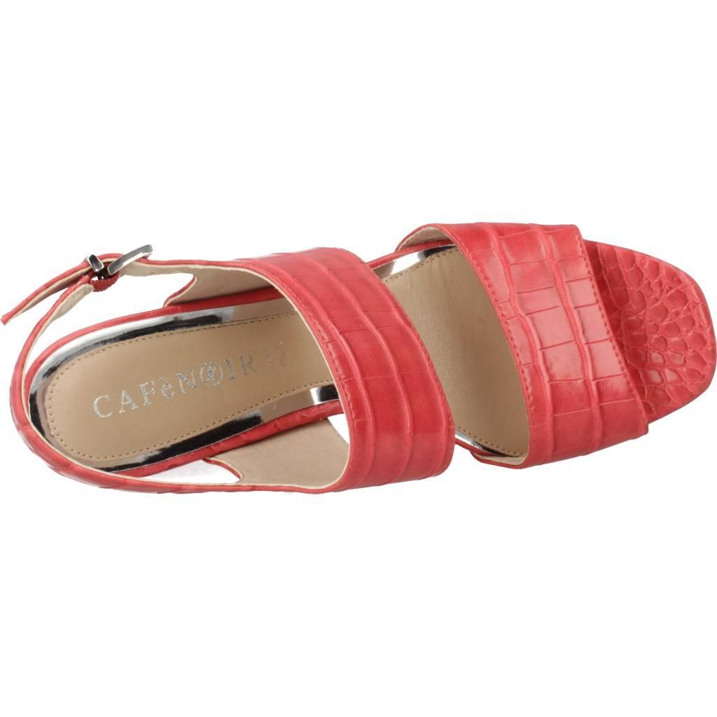 Cafenoir Ma926 Rojo Zacaris Zapatos Online - Gran Venta