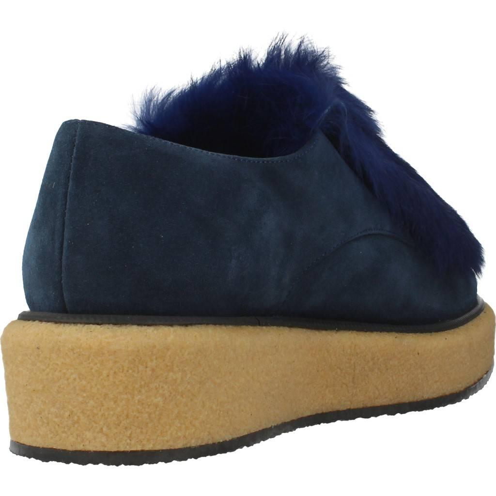 Paloma Barcelo Hpzl Slbl Azul Zacaris Zapatos Online - Gran Venta