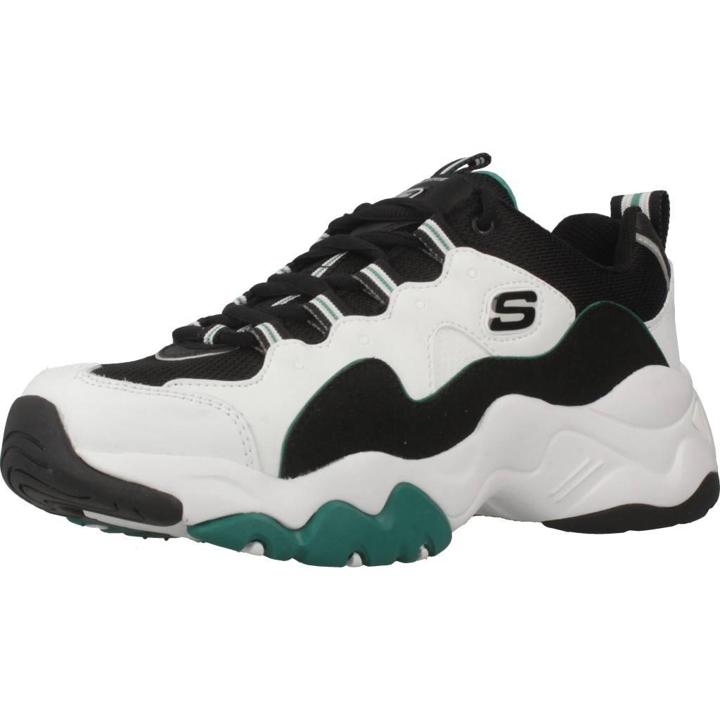 SKECHERS 12955S BLANCO Zacaris zapatos online.