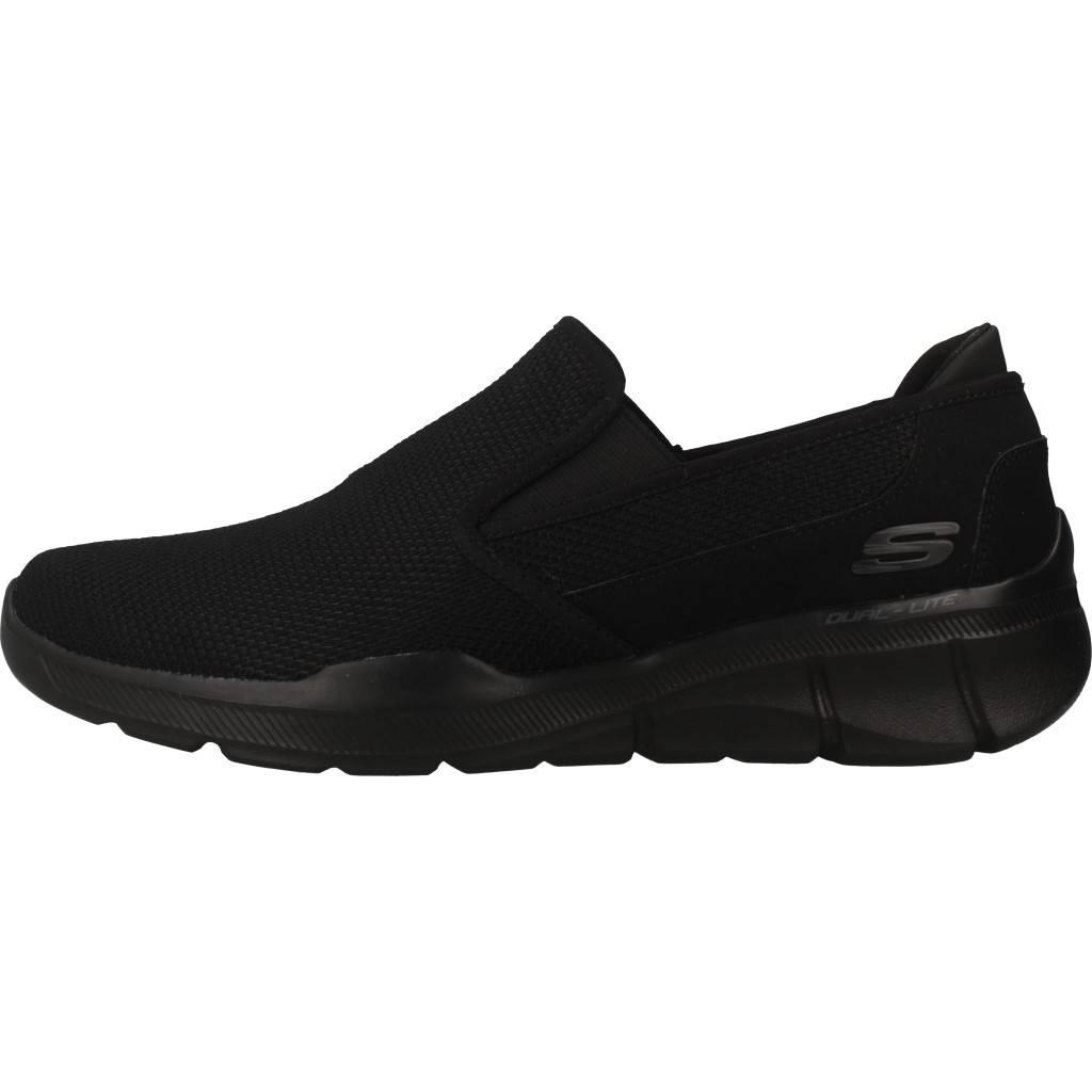 946358598a4 SKECHERS EQUALIZER 3.0 SUMNIN NEGRO Zacaris zapatos online.