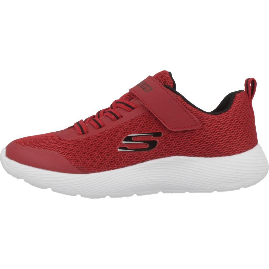 5cc5cab16d723 SKECHERS DYNA-LITE ROJO Zacaris zapatos online.
