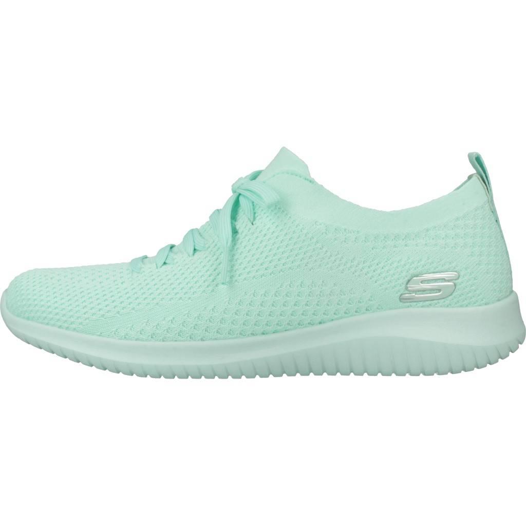 zapatillas skechers mujer verdes 70