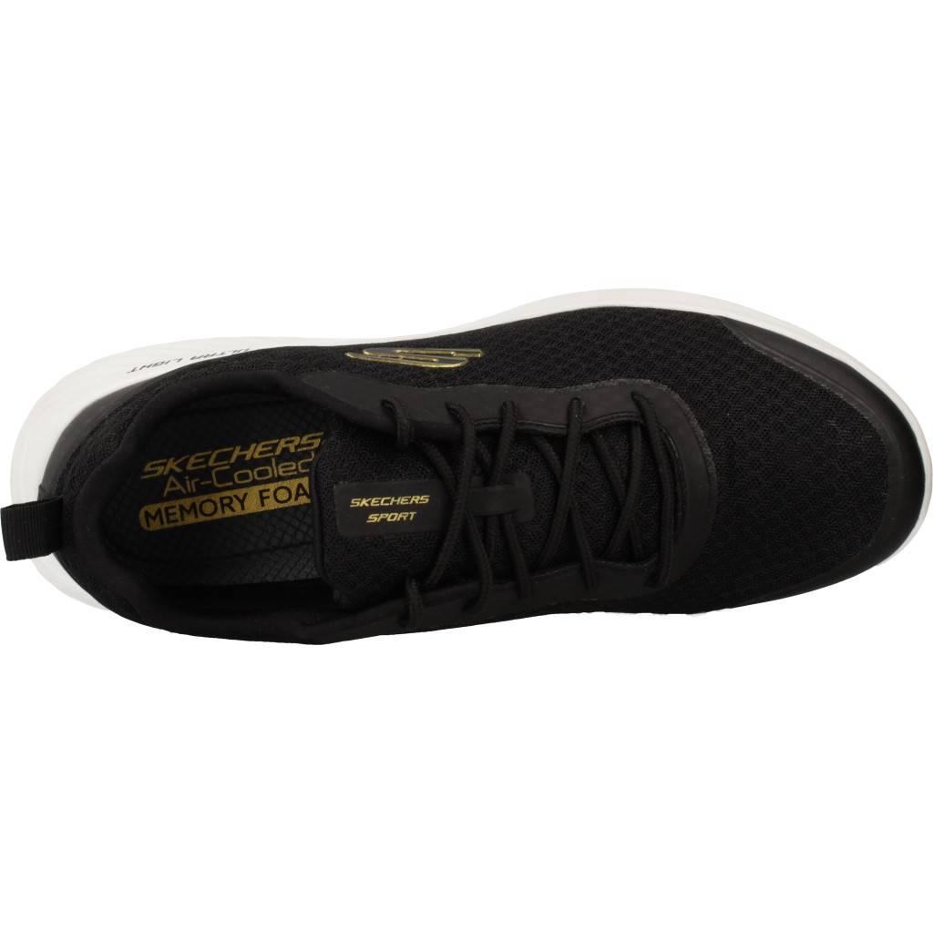 Skechers Bounder Negro Zacaris Zapatos Online - Gran Venta