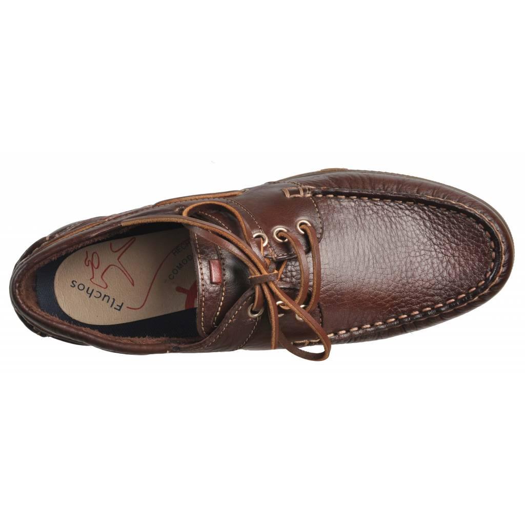 mejores ofertas en material seleccionado excepcional gama de colores FLUCHOS POSEIDON MARRON Zacaris zapatos online.