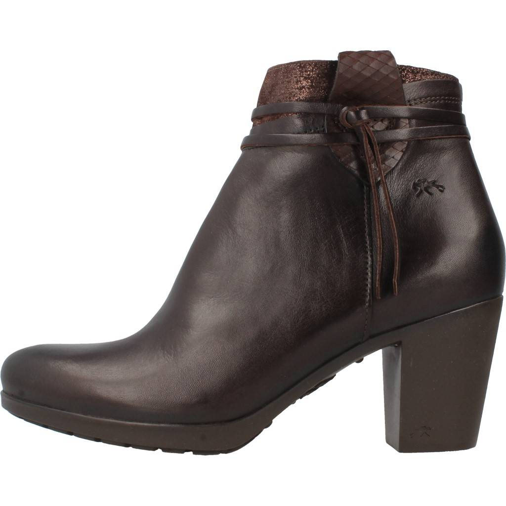 Zacaris Online Marron Fluchos Zapatos Anais wxCFqIEg