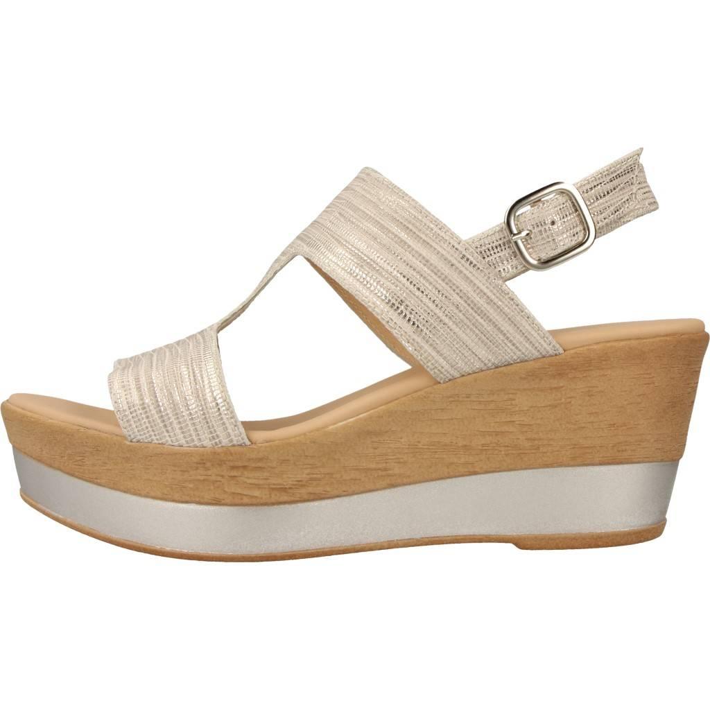 GADEA 40683G PLATA Zacaris zapatos online. 568fa5bc4f0c
