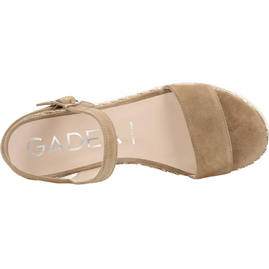Gadea 41047ga Marron Claro Zacaris Zapatos Online - Gran Venta