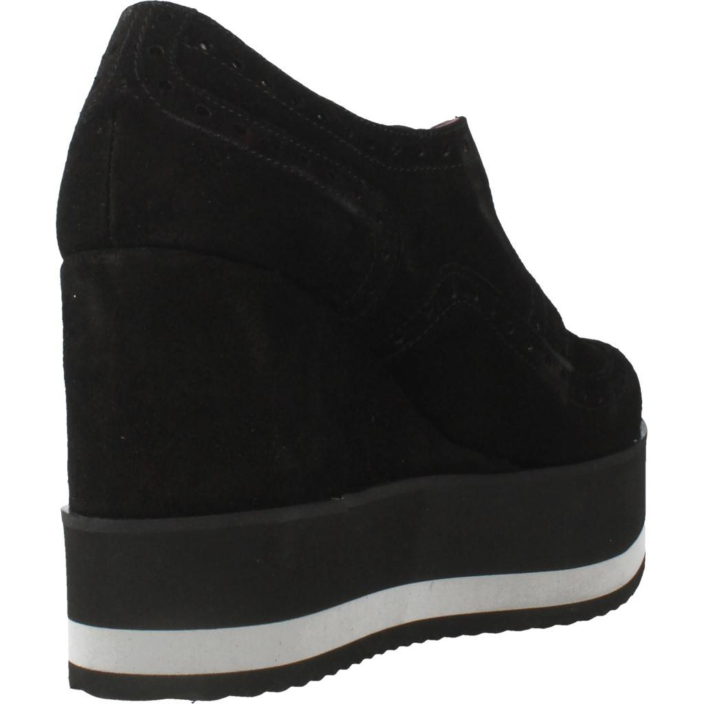 Yellow Valley Negro Zacaris Zapatos Online - Gran Venta
