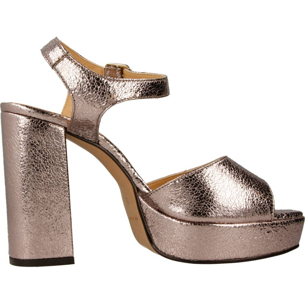 Yellow Berna Plata Zacaris Zapatos Online - Gran Venta
