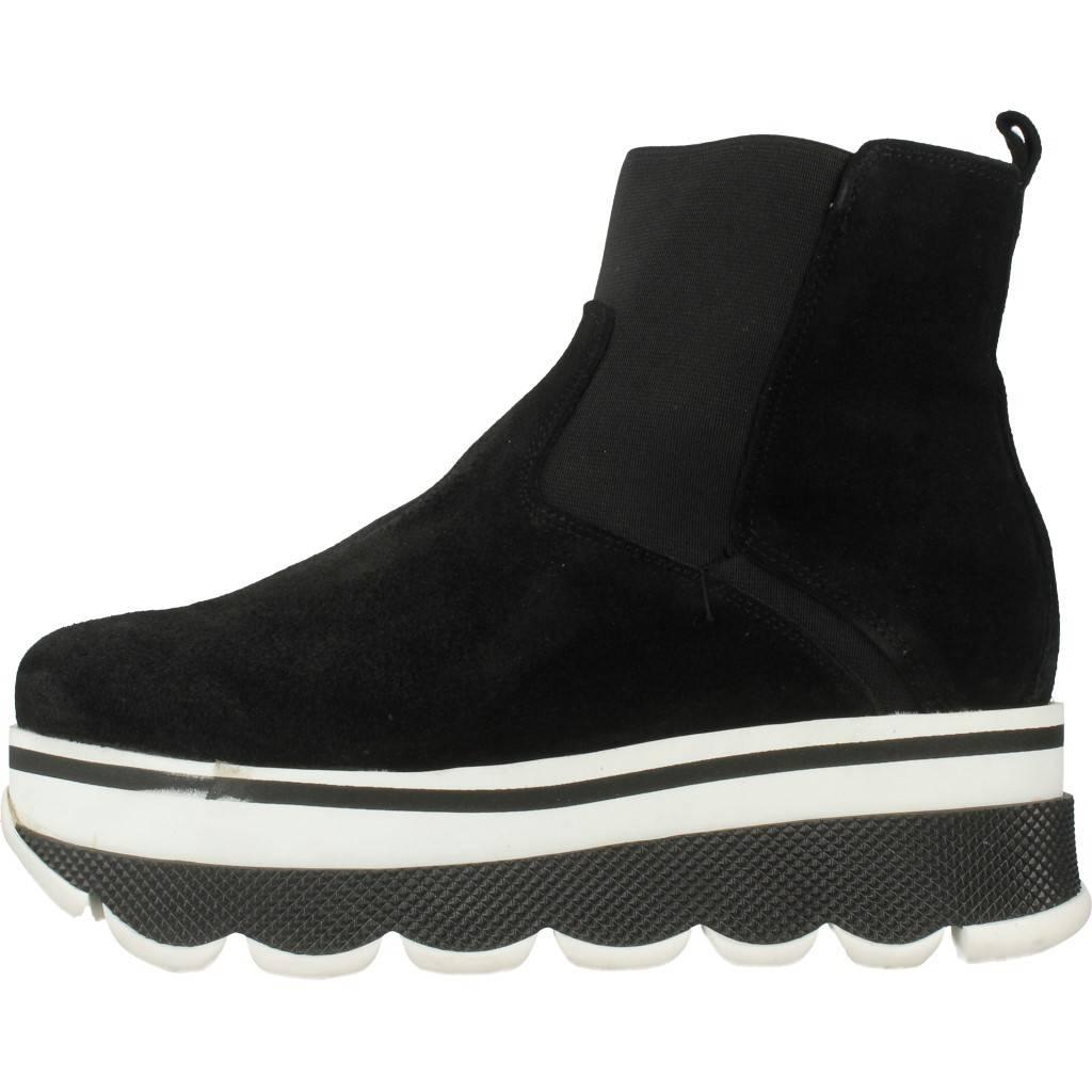 YELLOW CHELSEA NEGRO Zacaris zapatos online.