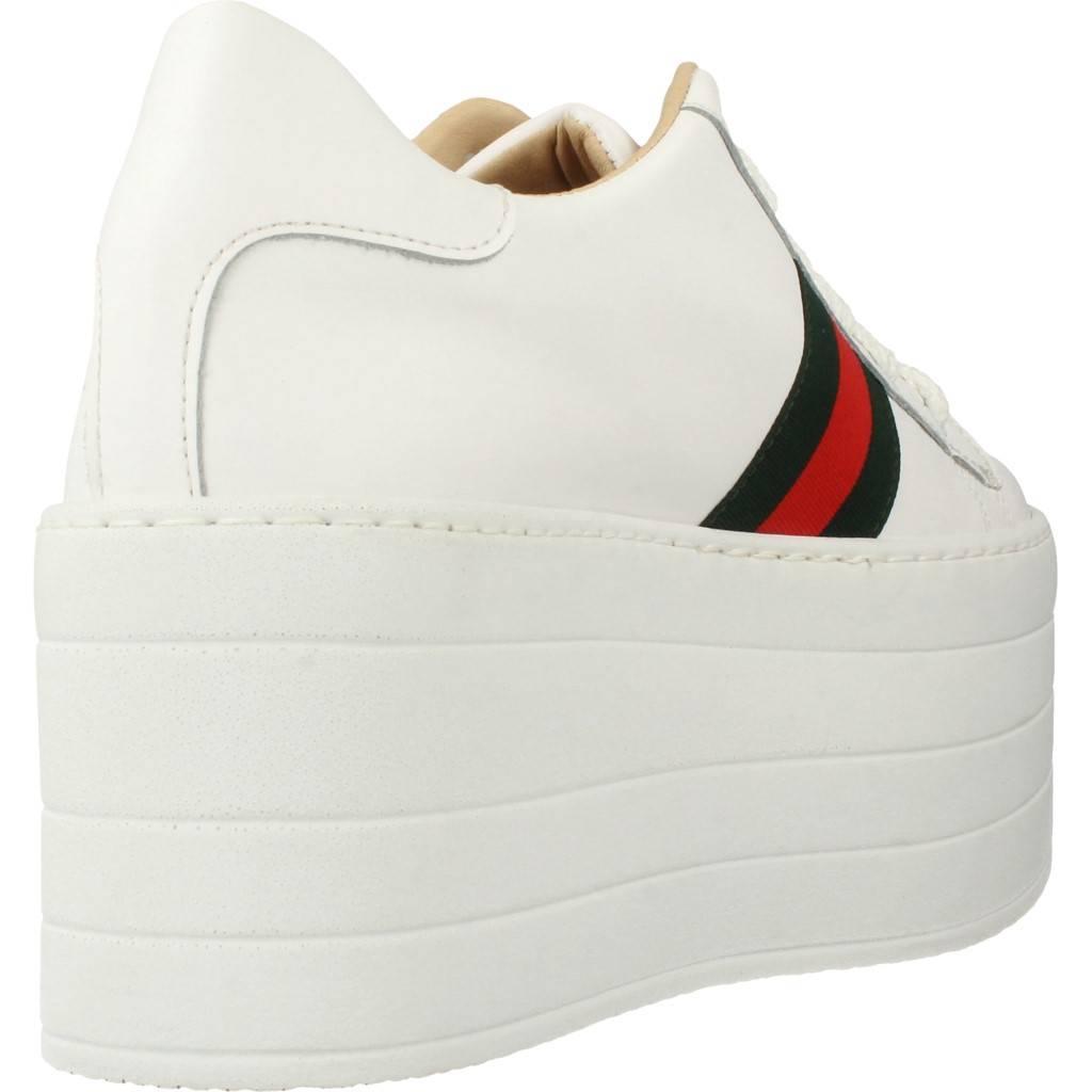 Yellow Eowin Blanco Zacaris Zapatos Online - Gran Venta