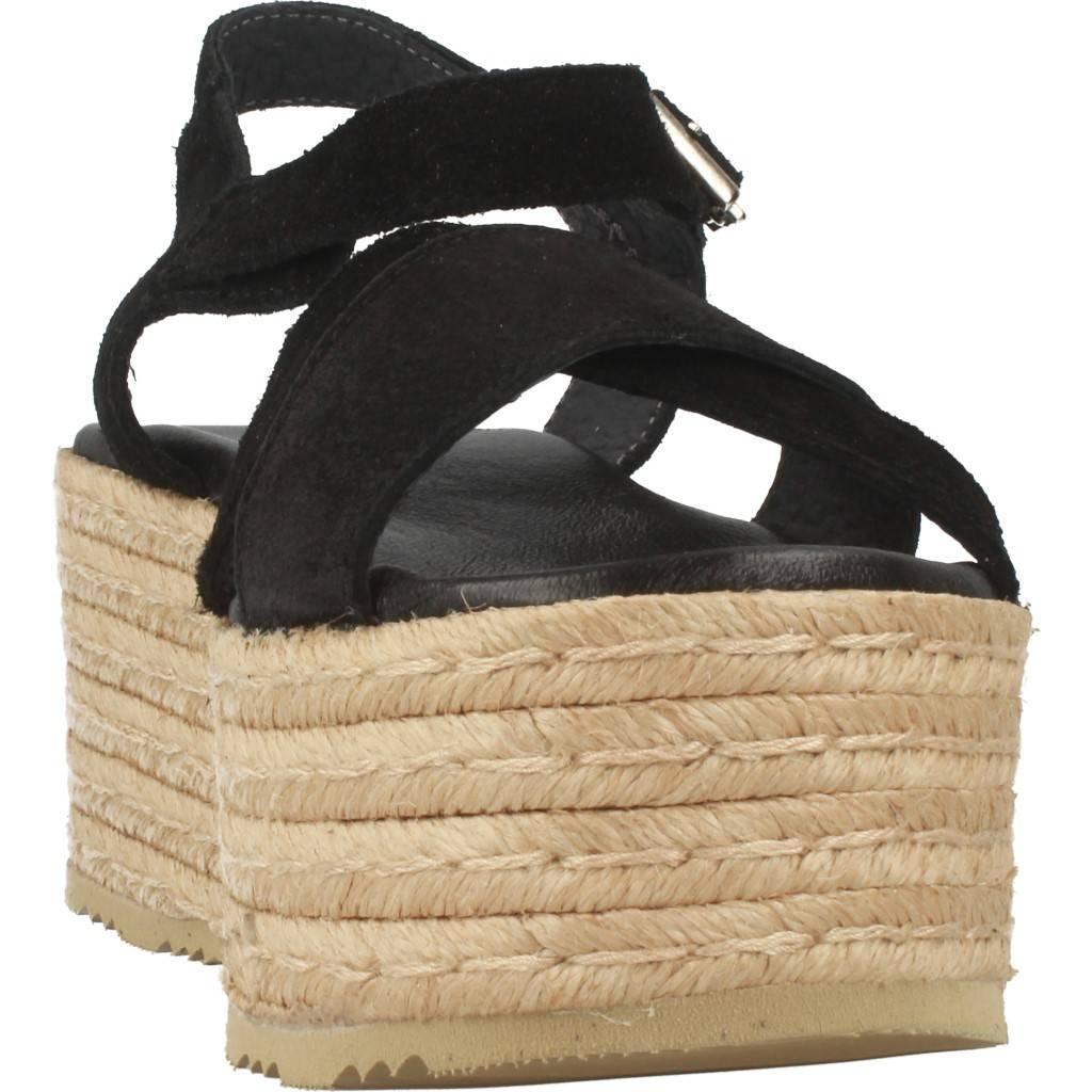 Yellow Delaware Negro Zacaris Zapatos Online - Gran Venta