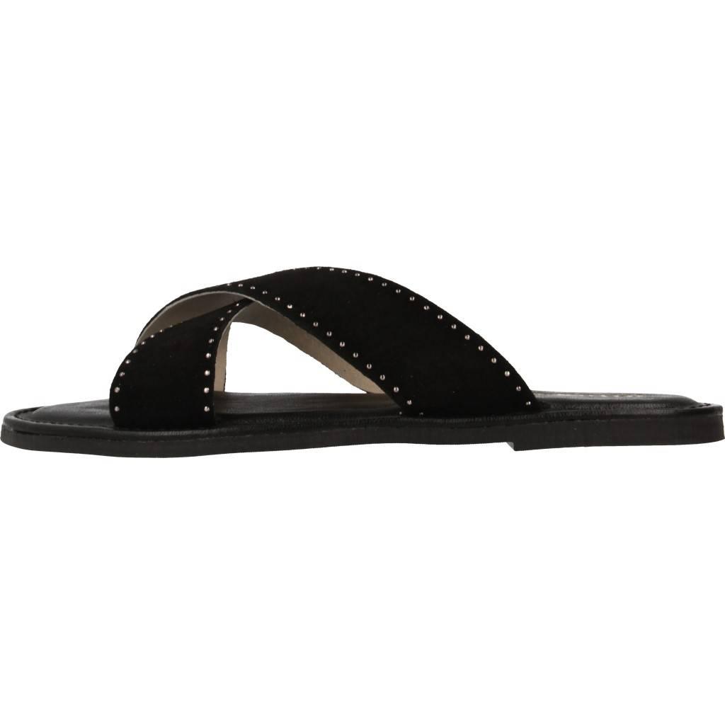 YELLOW FINE WAY NEGRO Zacaris zapatos online.