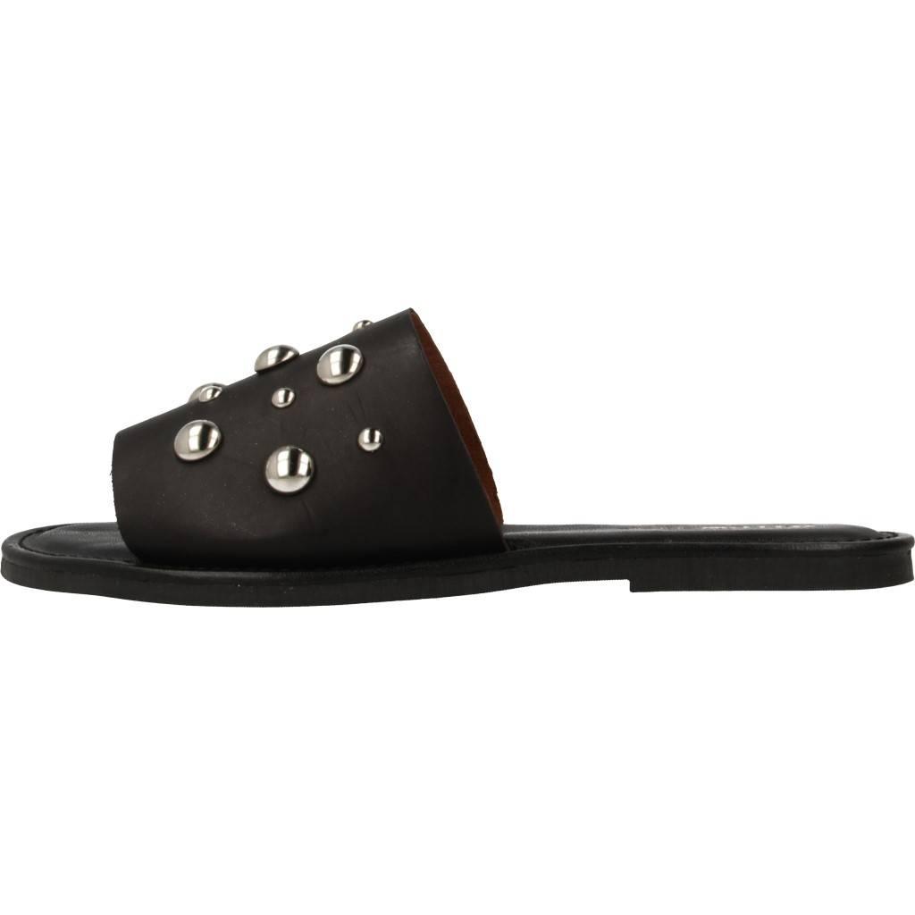 YELLOW FINE NEGRO Zacaris zapatos online.