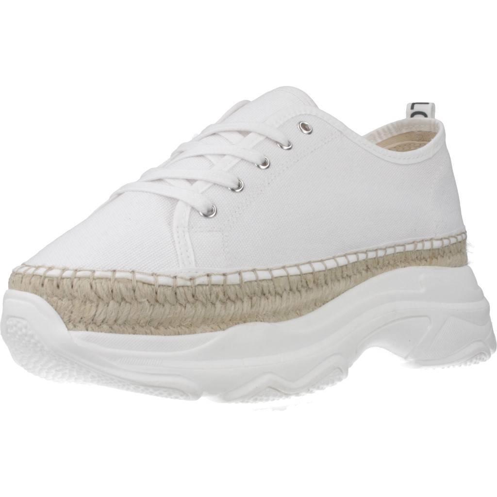 Yellow Beach Party Blanco Zacaris Zapatos Online - Gran Venta