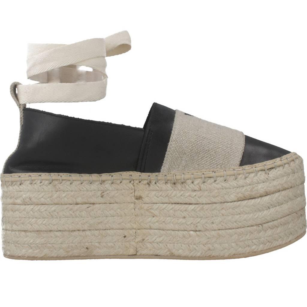 Yellow Elena Negro Zacaris Zapatos Online - Gran Venta