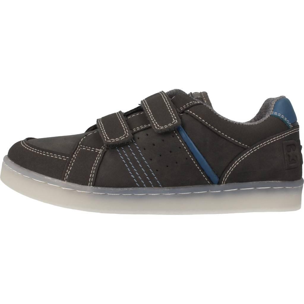 Grandes precios de zapatos para hombres y mujeres BLAIKE BS210001S con luces GRISZapatos niños  Zapatos Niños  Zapatillas