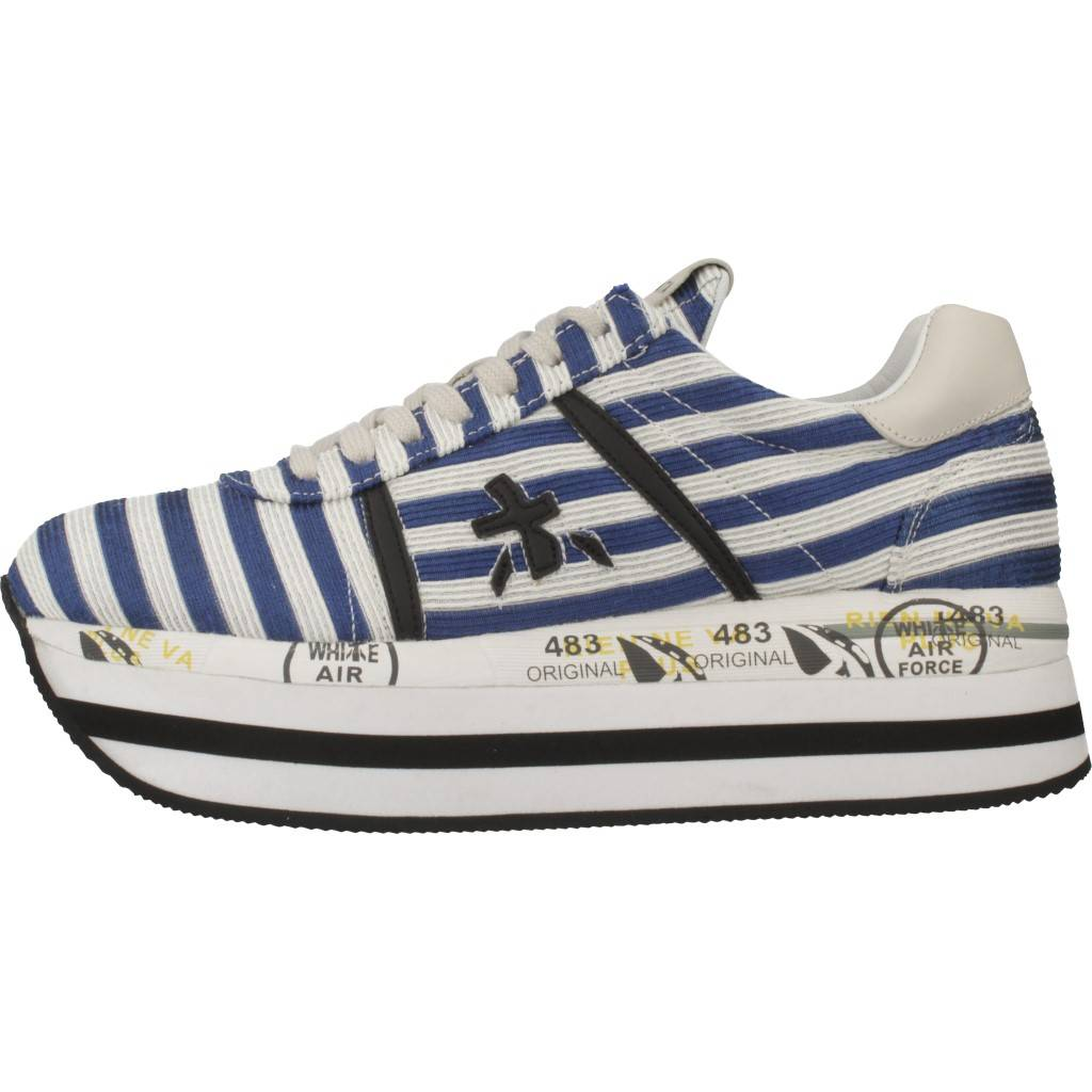 PREMIATA BETH 2988 AZUL Zacaris zapatos online.