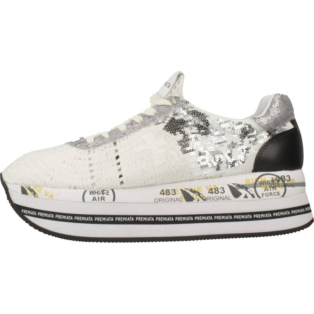 PREMIATA BETH 3842 BLANCO Zacaris zapatos online.
